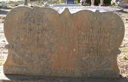 Mary Jane <I>Schlappy</I> Olsen