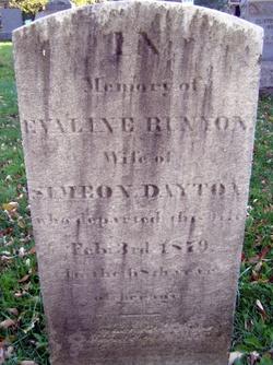 Evaline <I>Runyon</I> Dayton
