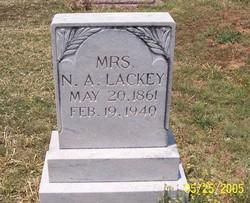Nancy Anna <I>Ware</I> Lackey