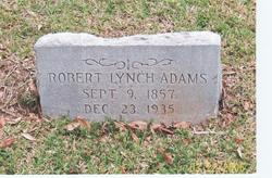 Robert Lynch Adams