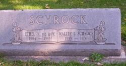Walter Emil Schrock