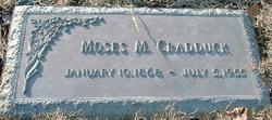 Moses Monroe Cradduck