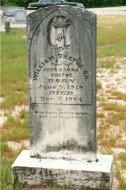 William H Sketoe