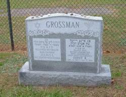 Fannie <I>Kaplan</I> Grossman