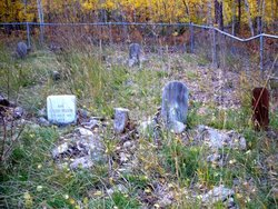 Preston Ghost Town Cemetery