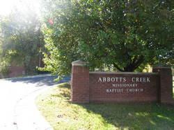 Abbotts Creek Missionary Baptist Church Cemetery