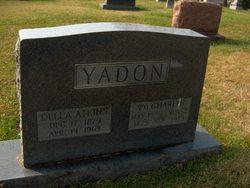 Della Margaret Malissa <I>Atkins</I> Yadon