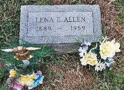 Lena E. <I>Phillips</I> Allen