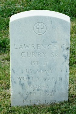 Lawrence Clyde Curry, Sr