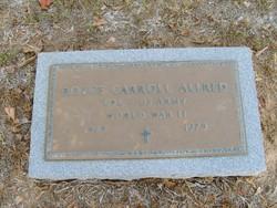 Royce Carroll Allred