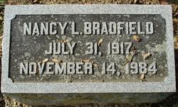 Nancy L. Bradfield