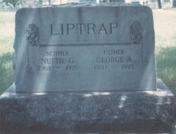"""Mary Ganetta """"Nettie"""" <I>Thayer</I> Liptrap"""