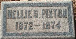 Nellie Silcock Pixton