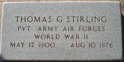 Thomas Grundy Stirling