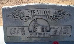 Andy Voyle Stratton