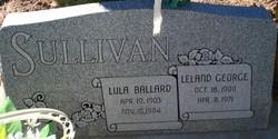 Leland George Sullivan