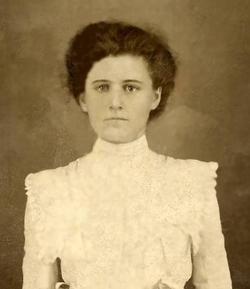 "Harriet Evans ""Hattie"" <I>Lee</I> Purswell"