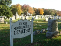 Wyckoff Reformed Church Cemetery