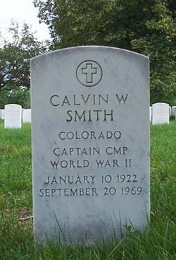 Calvin W Smith