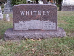 Harry Browning Whitney