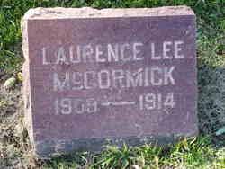 Laurence Lee McCormick
