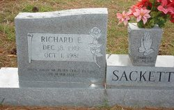 Richard E. Sackett