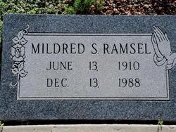 Mildred <I>Sides</I> Ramsel