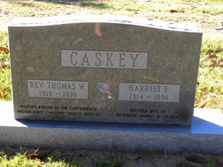 Rev Thomas Withers Caskey