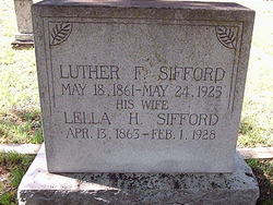 Luther F. Sifford