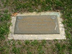 Cora Alice <I>Totten</I> Akers