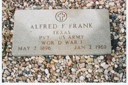Alfred Frederick Frank