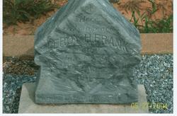 Leroy H Frank