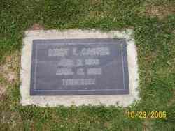 Mary Elma <I>Wallace</I> Carter