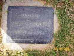"""Martha B. """"Mattie"""" <I>Grigsby</I> Giboney"""