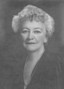 Mary Annie <I>Moore</I> Washburne