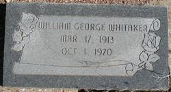 William George Whitaker
