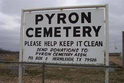 Pyron Cemetery
