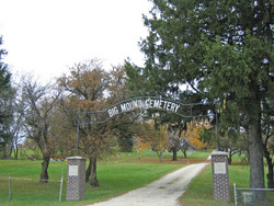 Big Mound Cemetery