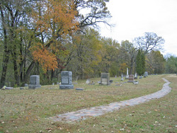 Mouth of Stillman Cemetery