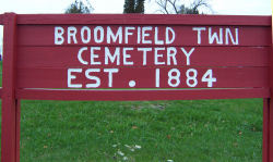 Broomfield Township Cemetery