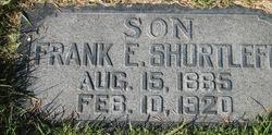 Frank Eugene Shurtleff