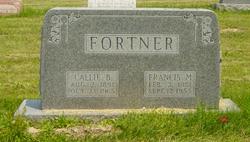 Callie B <I>Archer</I> Fortner