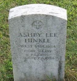 """Ashby Lee """"A.L."""" Hinkle"""