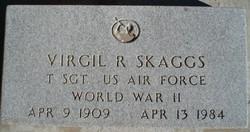 Virgil Raymond Skaggs