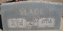 Phyllis <I>Woffinden</I> Slade