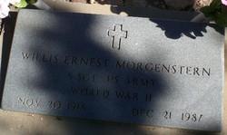 Willis Ernest Morgenstern