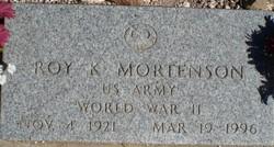 Roy K Mortenson