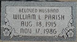 William L Parish