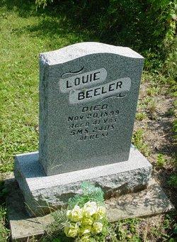 """Louis """"Louie"""" Beeler"""