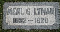Merle G Lyman